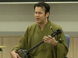 Okinawan Session - Fija Byron on sanshin