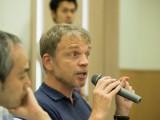 Linguapax Asia Regional Rep for Okinawa Patrick Heinrich