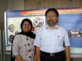 Mayuree and Shinji Yamamoto of Linguapax Asia